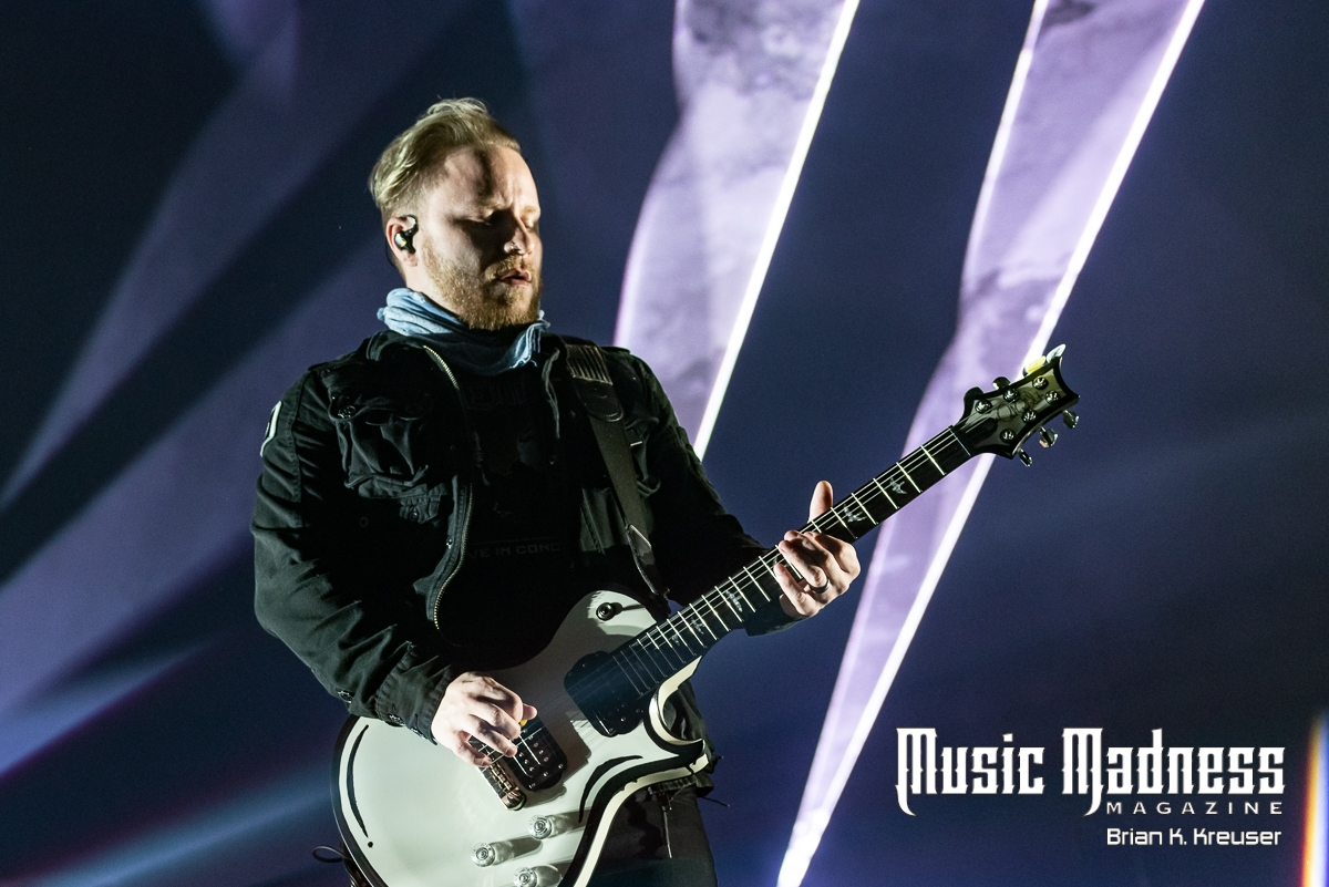 Shinedown Attention Attention Tour