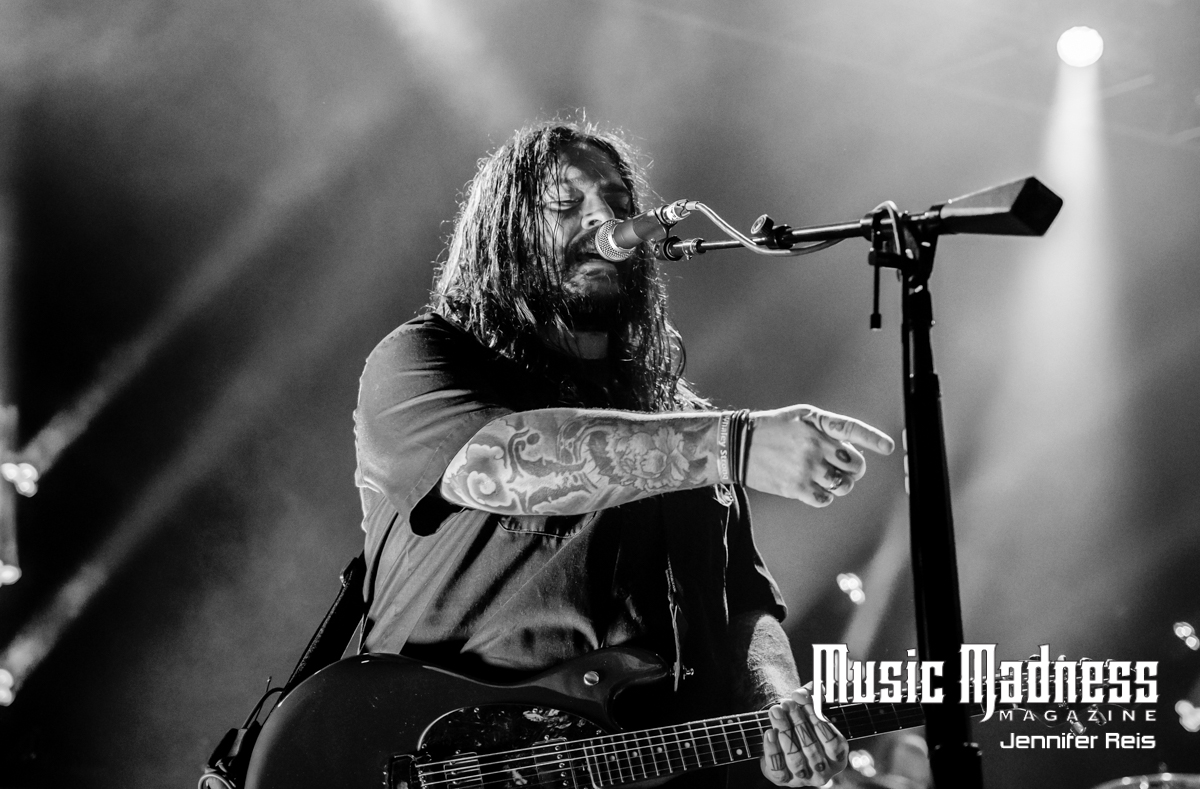 Seether and the Poison the Parish Tour    - Music Madness
